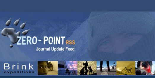 Brink Expedition RSS Journal Update Feed
